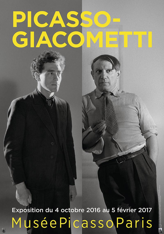 Visite imaginaire Picasso-Giacometti