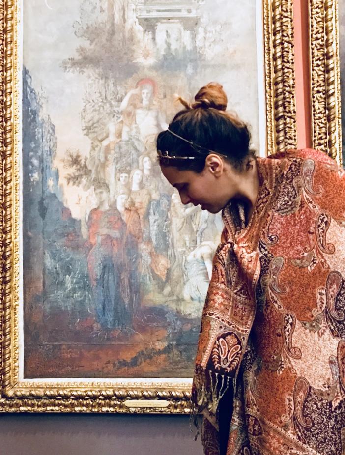Visite imaginaire chez Gustave Moreau