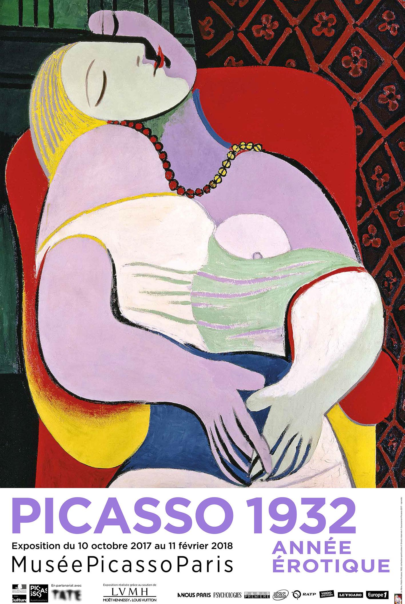 Visite imaginaire «Picasso 1932»