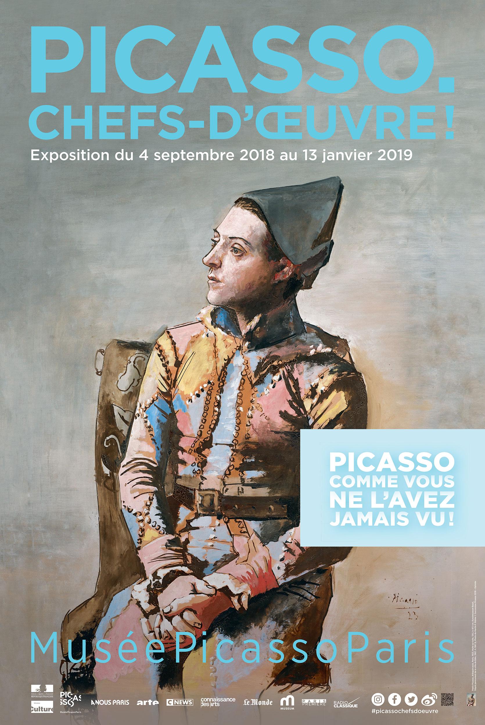 Visite imaginaire «Picasso. Chefs-d'œuvre!»