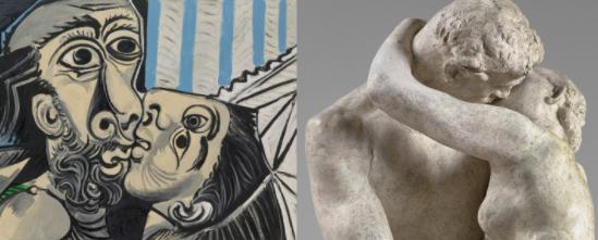 Visite imaginaire Picasso-Rodin