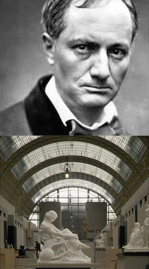 Visite à Charles Baudelaire